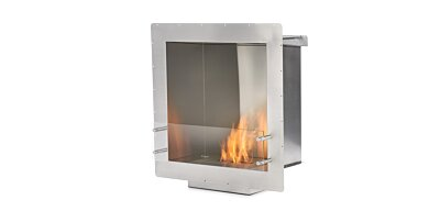 Firebox 650SS Fireplace Insert - Studio Image by EcoSmart Fire