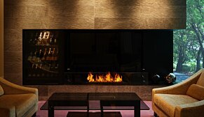 XL1200 Ethanol Burner - In-Situ Image by EcoSmart Fire