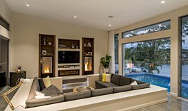 Private Residence Residential Fireplaces Fireplace Insert Idea