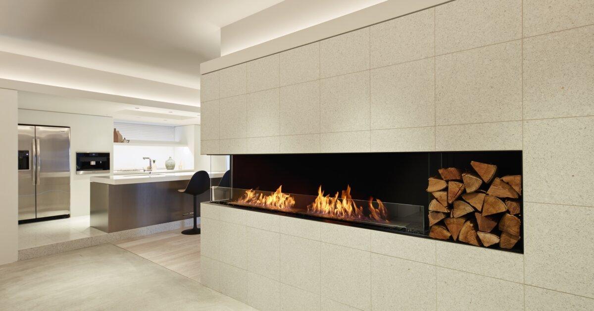 Flex 86lc Bxl Left Corner Fireplace Insert Ecosmart Fire