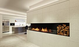 MML Showroom Commercial Fireplaces Flex Fireplace Idea