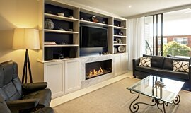 Tresor Drummoyne Commercial Fireplaces Flex Fireplace Idea