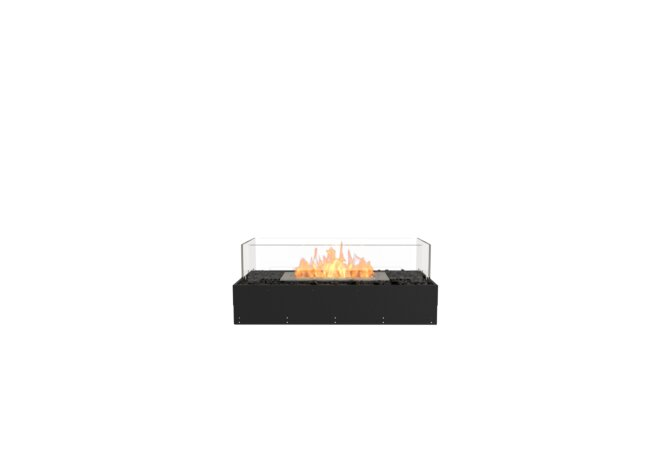 Flex 32BN Bench - Ethanol / Black / Uninstalled View by EcoSmart Fire