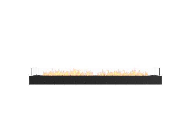 Flex 104BN Bench - Ethanol / Black / Uninstalled View by EcoSmart Fire