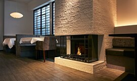 Commercial Hospitality Fireplaces Fireplace Grate Idea