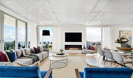 Espace Residence Builder Fireplaces Single Sided Idea