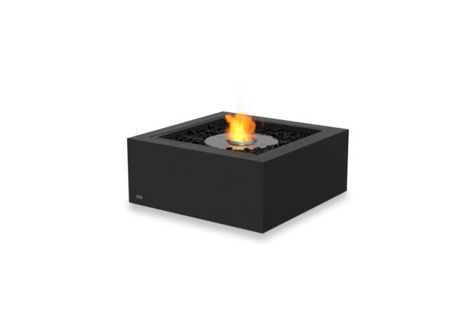 Base 30 Fire Table - Ethanol / Graphite by EcoSmart Fire