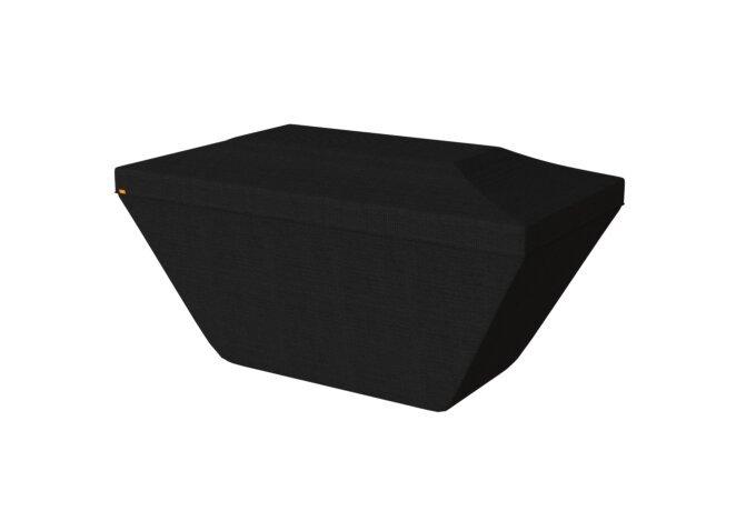Gin 90 (Bar) Winter Bag Winter Storage Bag - Black by EcoSmart Fire