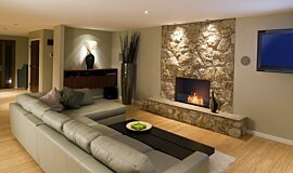 Lounge Room Residential Fireplaces Flex Sery Idea