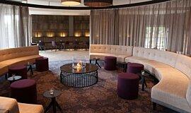 Moama Bowling Club See-Through Fireplaces Ethanol Burner Idea