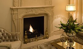 Chateau Couture Traditional Fireplaces Ethanol Burner Idea
