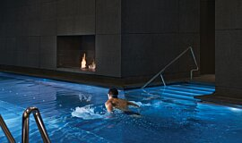 Mandarin Oriental Hospitality Fireplaces 生物乙醇燃烧器 Idea