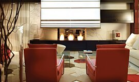 Pepe Calderin Design Builder Fireplaces Built-In Fire Idea