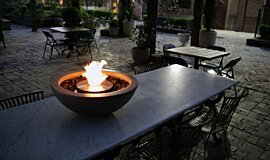 The Grounds Commercial Fireplaces Fire Pit Idea
