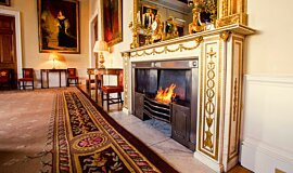 Trinity House Traditional Fireplaces Ethanol Burner Idea