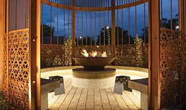 Junction Moama Landscape Fireplaces Ethanol Burner Idea