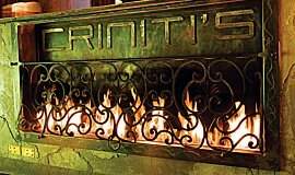 Crinitis Builder Fireplaces Built-In Fire Idea