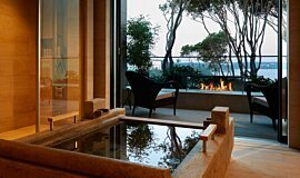Hiramatsu Hotel & Resorts Builder Fireplaces Ethanol Burner Idea