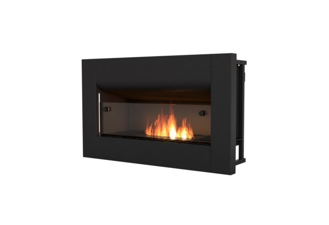 firebox 650cv curved ethanol fireplace insert ecosmart fire rh ecosmartfire eu electric firebox fireplace insert wood burning fireplace firebox insert