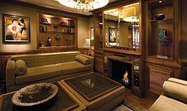 St James Boutique Hotel Hospitality Fireplaces Ethanol Burner Idea