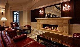 Nagoya University Hospitality Fireplaces Ethanol Burner Idea