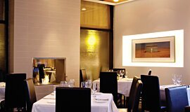 Equinox Restaurant See-Through Fireplaces Fireplace Insert Idea