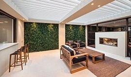 Scott Salisbury Homes See-Through Fireplaces Fireplace Insert Idea