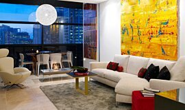 Lumiere See-Through Fireplaces Designer Fireplace Idea