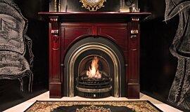 TFC Showroom Traditional Fireplaces Ethanol Burner Idea