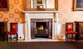 Trinity House Traditional Fireplaces Ethanol Burner Idea