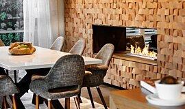 The Brindabella See-Through Fireplaces Ethanol Burner Idea