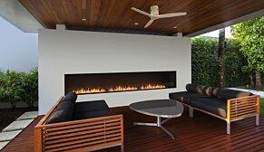 Flex 68SS Flex Serie - In-Situ Image by EcoSmart Fire