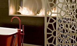 Fuori Salone 2010 Archived Fireplaces Fireplace Insert Idea