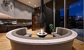 Hamton's Haven Development Favourite Fireplace Ethanol Burner Idea