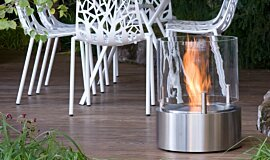 Chelsea Flower Show Landscape Fireplaces Fire Pit Idea