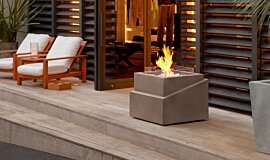 Commercial Space Landscape Fireplaces Fire Pit Idea