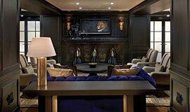 Allegro Hotel Favourite Fireplace Fire Pit Idea
