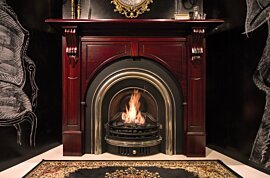 VB2 Built-In Fireplace - In-Situ Image by EcoSmart Fire