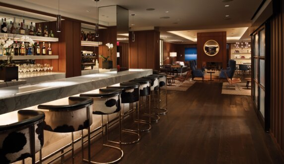 AKA Hotel - XL700 Indoor Fireplace by EcoSmart Fire