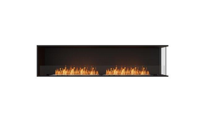 Right Corner Fireplace Insert by EcoSmart Fire