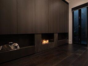 Private Residence - Flex 32SS Flex Fireplace by EcoSmart Fire