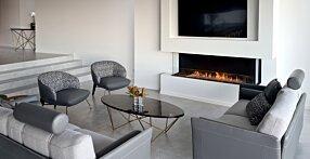 Buderim, QLD - Flex 68BY Built-In Fireplace by EcoSmart Fire