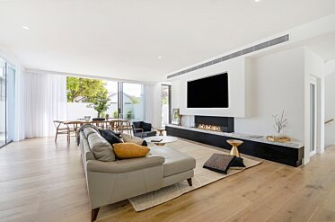 Foote Street, Brighton - Residential Fireplaces