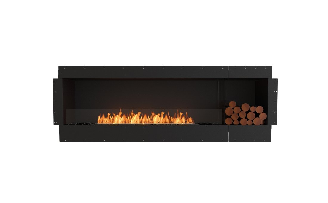 Decorative Box Right- Single Sided Fireplaces by EcoSmart Fire