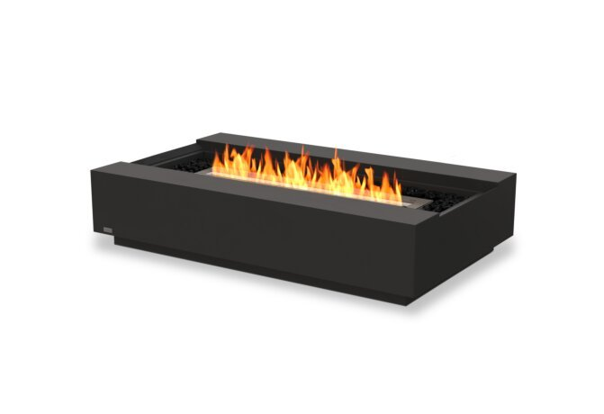 Cosmo 50 Fire Table - Ethanol - Black / Graphite by EcoSmart Fire