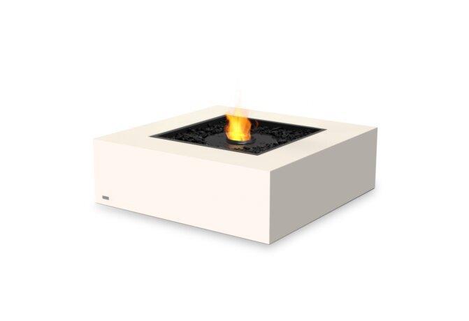 Base 40 Fire Table - Ethanol - Black / Bone by EcoSmart Fire