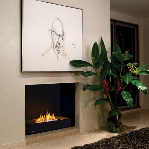 Replace your traditional hearth